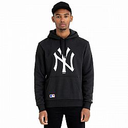 New Era MLB TEAM LOGO HOODY NEW YORK YANKEES  L - Pánska mikina