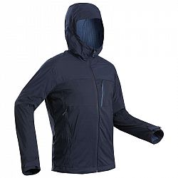 FORCLAZ Pánska Bunda Trek900 Windwarm
